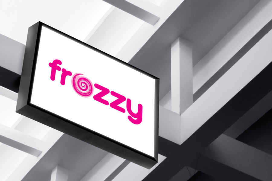 Insegna Frozzy